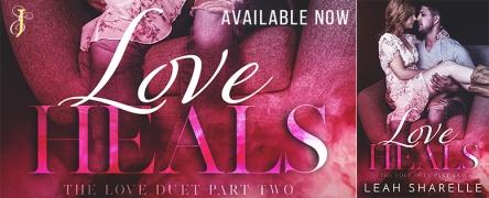 Love Heals Banner